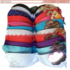 women's cotton underwire bras