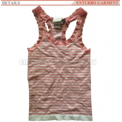 Ladies string vest top