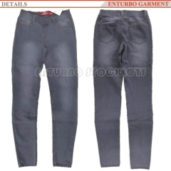 WOMEN JEANS DENIM PANTS